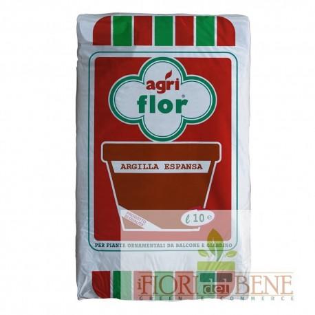 Argilla espansa 10 lt. Agri Flor