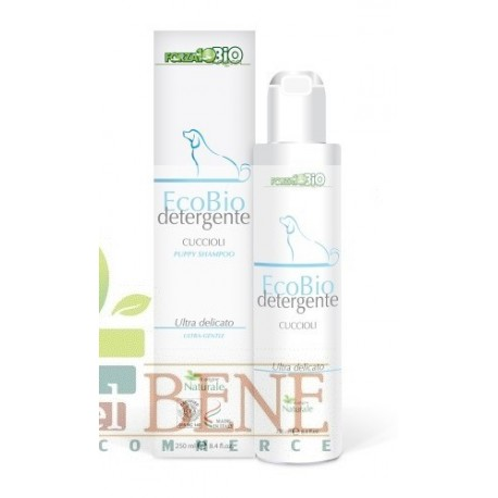Ecobio - Detergente Cuccioli - 250 ml