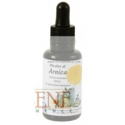 Oleolito di Arnica - 30 ml