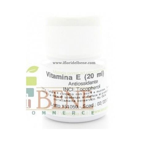 Vitamina E per Cosmetici - 20 ml
