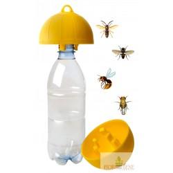 Killa - trappola ecologica universale - 3 pz. - Rimedio contro mosche calabroni vespe