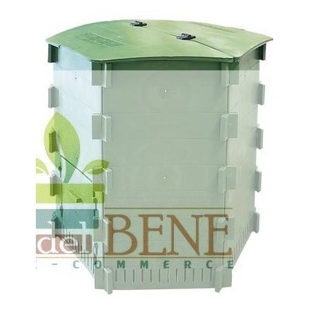 Compostiera polipropilene 600 LT