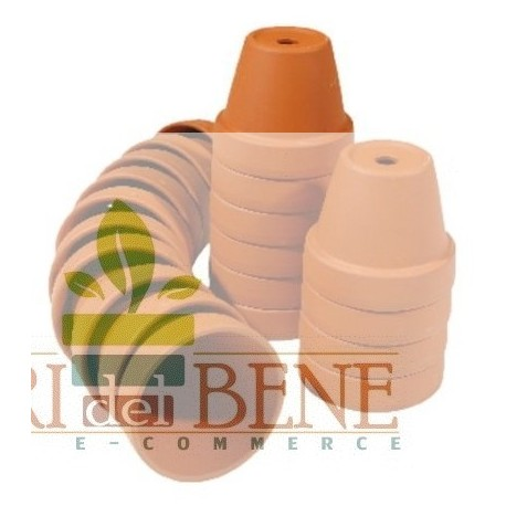 Vaso terracotta 5 cm