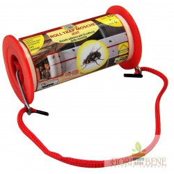 Striscia ecologica antimosche ROLL TRAP - 6 metri rimedio contro le mosche