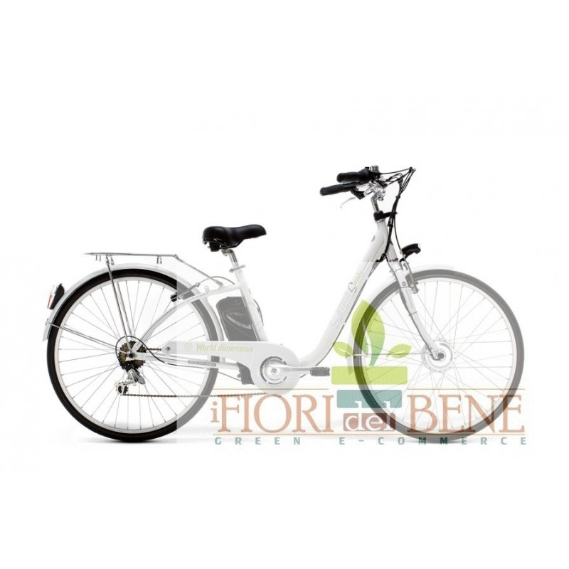 Bicicletta Elettrica Pedalata Assistita World Dimension Mod Simply