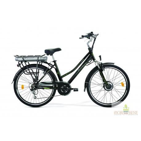 Bicicletta elettrica pedalata assistitta Legend World dimension