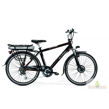 Bicicletta elettrica pedalata assistita E-Biker 28 World dimension