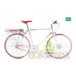 Bicicletta elettrica pedalata assistita Ultra World dimension