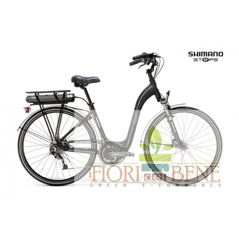 Bicicletta Elettrica Pedalata Assistita E Phantom Lady World Dimension