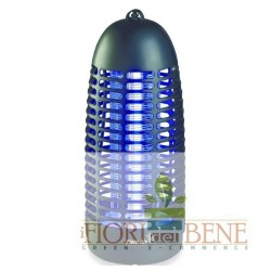 Sterminatore elettrico per insetti ZAP da interno e da esterni luce al neon da 6 e 10 w