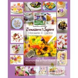 Semi in miscuglio di piante aromatiche e fiori edibili Dotto Sementi Linea Benessere & Sapore