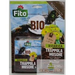 Biofito - esca bilogica di ricarica per trappola moschicida