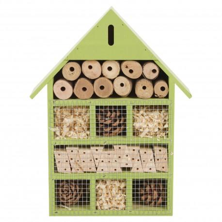 Insect hotel - hotel per insetti, casetta per insetti ausiliari