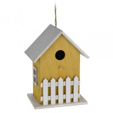 Casetta per uccelli in legno - bird house