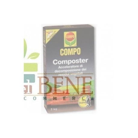 Compo composter - attivatore compostaggio 2 Kg
