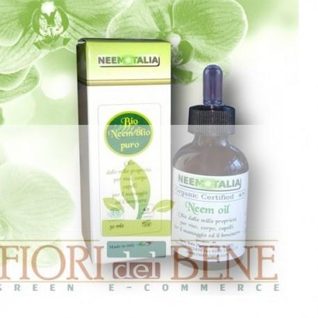 Olio di neem puro - 30 ml