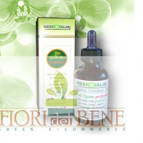 Olio di neem profumato - 30 ml